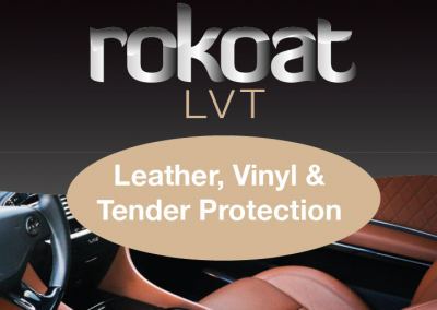 Rokoat LVT – Leather, Vinyl & Tender Protection
