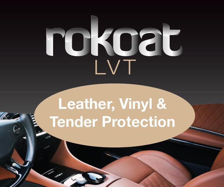 Rokoat LVT – Leather, Vinyl & Tender Protection