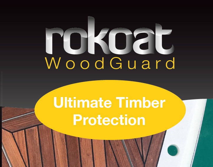 Rokoat WoodGuard – Teak & Timber Protection