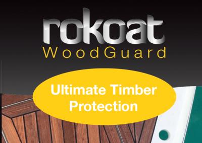 Rokoat WoodGuard – Teak & Timber Protection